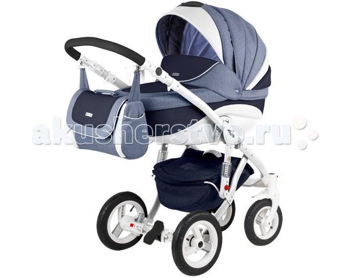 Детские коляски , Коляски 2 в 1 Adamex Barletta New 2 в 1 арт: 391934 -  Коляски 2 в 1