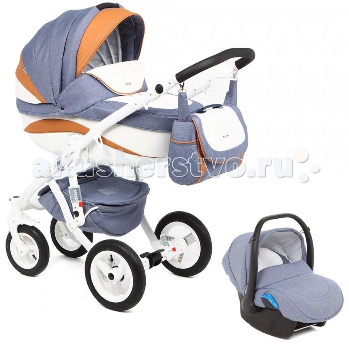 Детские коляски , Коляски 3 в 1 Adamex Barletta New 3 в 1 арт: 391879 -  Коляски 3 в 1