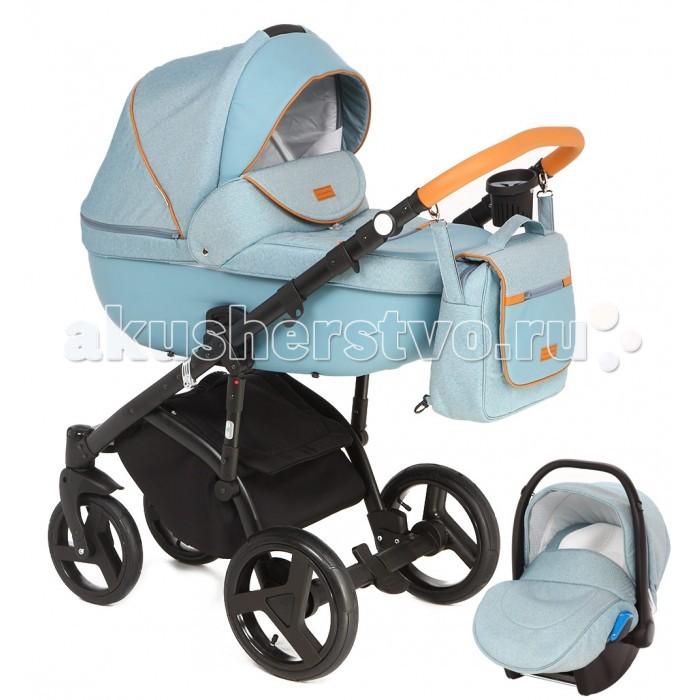 Детские коляски , Коляски 3 в 1 Adamex Massimo 3 в 1 арт: 391974 -  Коляски 3 в 1