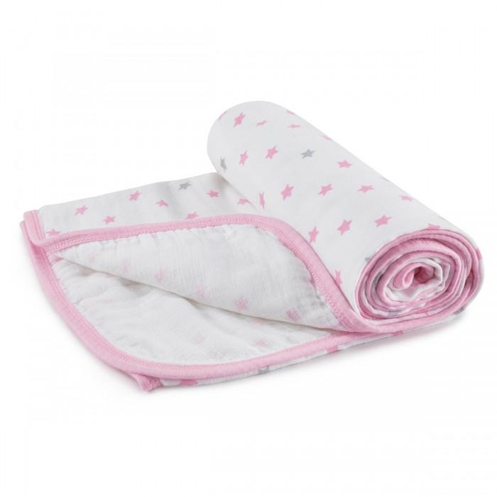 Купить Одеяла, Одеяло Aden&Anais из муслинового хлопка для колыбели/люльки/коляски 112х112 см
