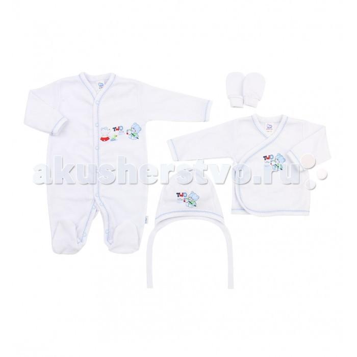 Комплекты детской одежды Aga Комплект одежды (4 предмета) 473-1 твинсеты babyangel комплект одежды