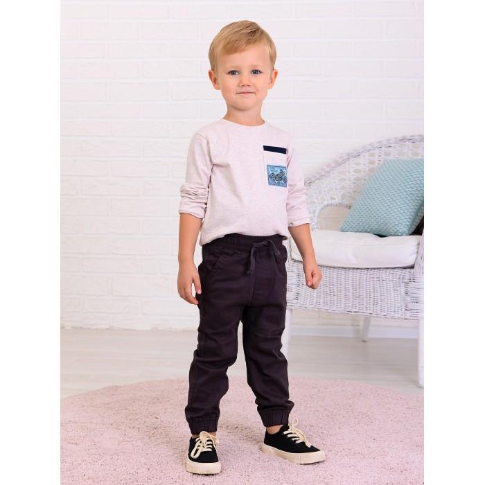 Брюки и джинсы Air Walk Брюки-джоггеры твил на резинке