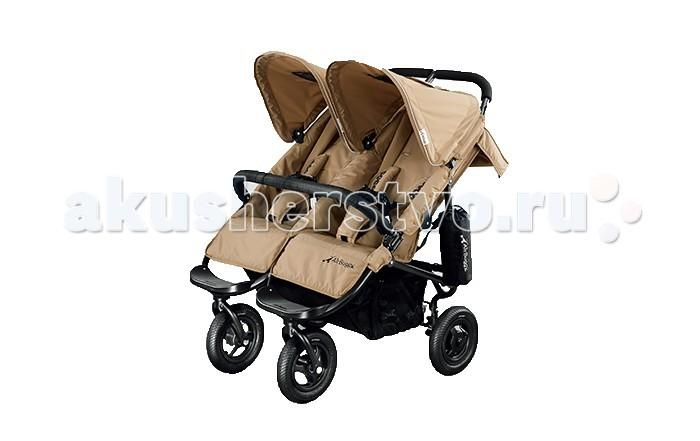 Детские коляски , Коляски для двойни и погодок AirBuggy Коляска для двойни Coco Double арт: 23830 -  Коляски для двойни и погодок
