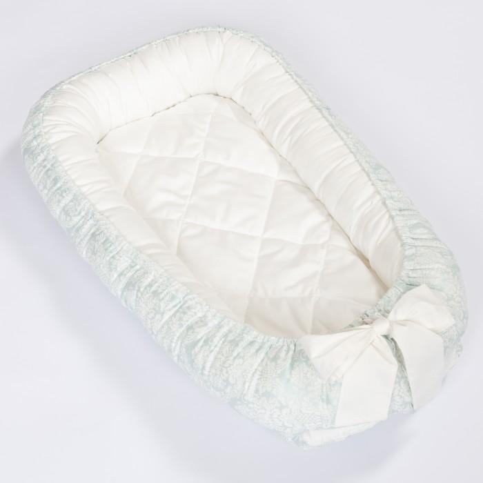Позиционеры для сна Akella Подушка-гнездышко для новорожденных Марсель