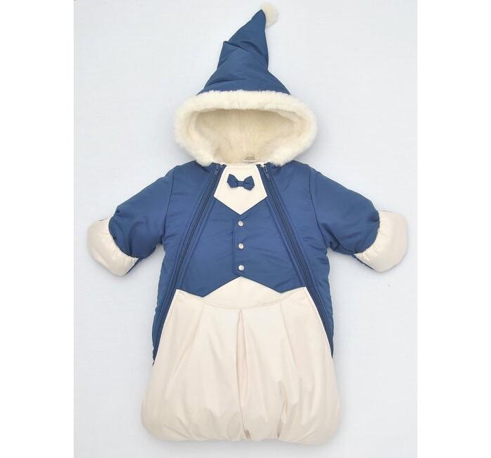 Купить Конверты для новорожденных, Alex Junis Конверт для мальчика зимний Франт