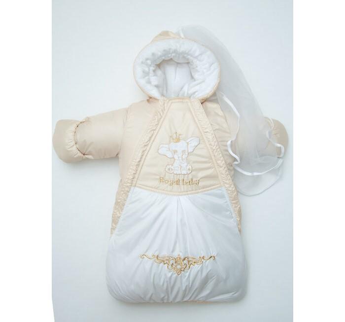 Купить Конверты для новорожденных, Alex Junis Конверт зимний Роял