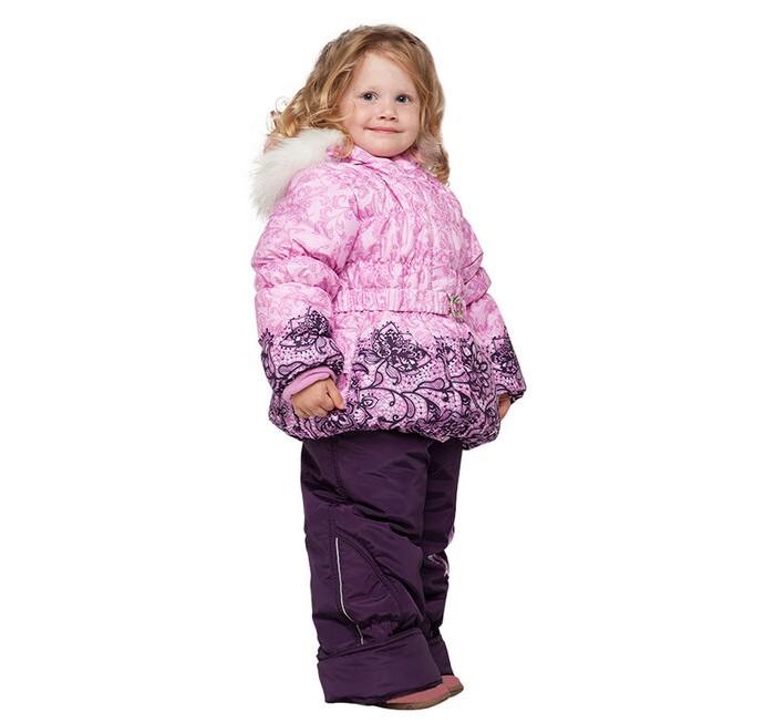 Купить Утеплённые комплекты, Alex Junis Зимний комплект для девочки Бант