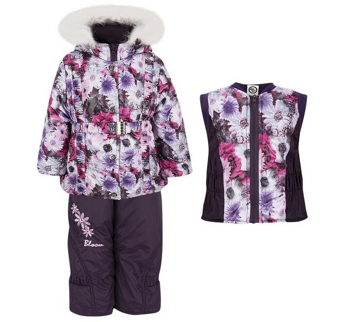 Купить Утеплённые комплекты, Alex Junis Зимний комплект для девочки Лара