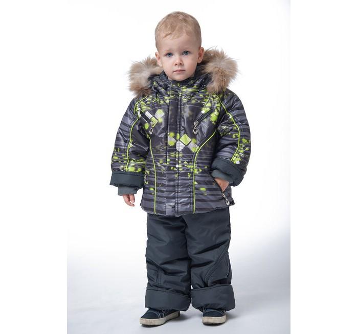 Alex Junis Зимний комплект для мальчика Полоса