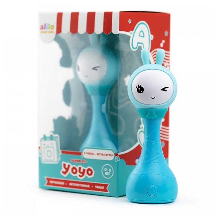 Купить Развивающие игрушки, Развивающая игрушка Alilo Интерактивная обучающая музыкальная игрушка Умный зайка R1+ Yoyo