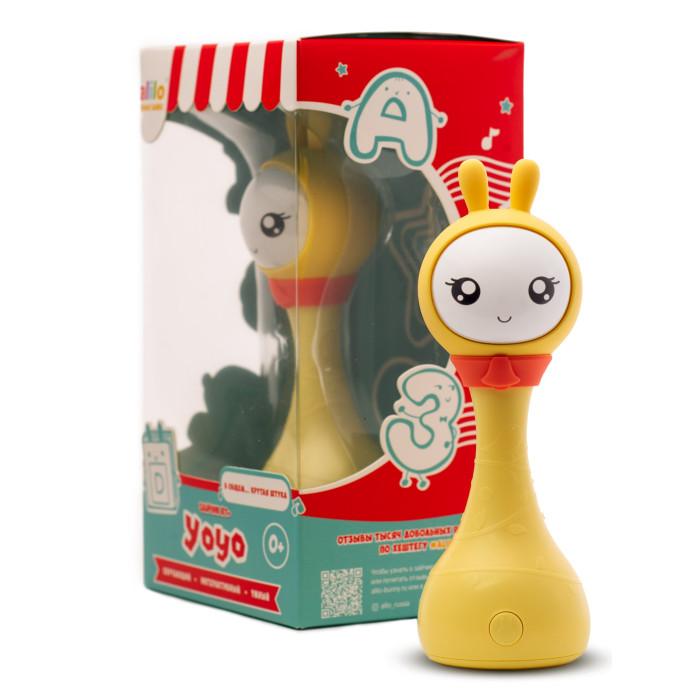 Купить Развивающие игрушки, Развивающая игрушка Alilo Музыкальная игрушка Умный зайка R1+ Yoyo
