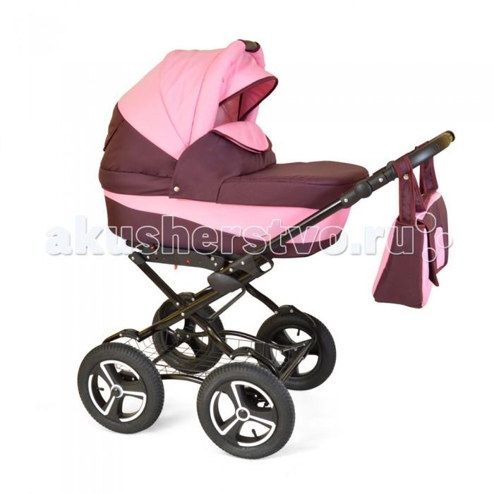 Детские коляски , Коляски 2 в 1 Alis Berta Classic 12 2 в 1 арт: 396804 -  Коляски 2 в 1