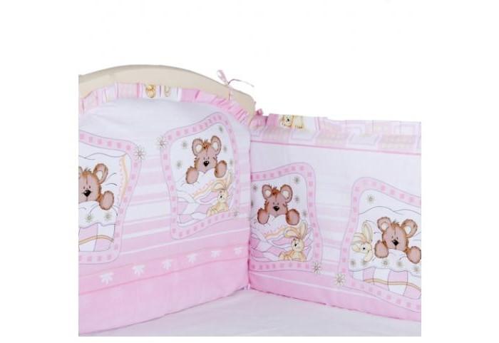 Постельные принадлежности , Бортики в кроватку Alis Борт в кроватку 360х40 см арт: 417644 -  Бортики в кроватку