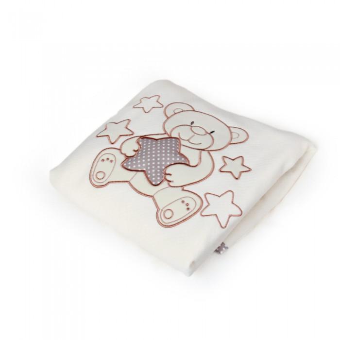 Постельные принадлежности , Пледы Alis Одеяло на утеплителе Мишка со звездой 82х82 см арт: 428084 -  Пледы