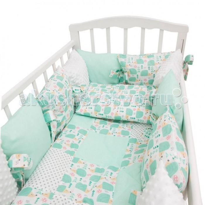 Комплекты в кроватку Alis Сказки леса (7 предметов) комплекты в кроватку ангелочки 5711 7 предметов