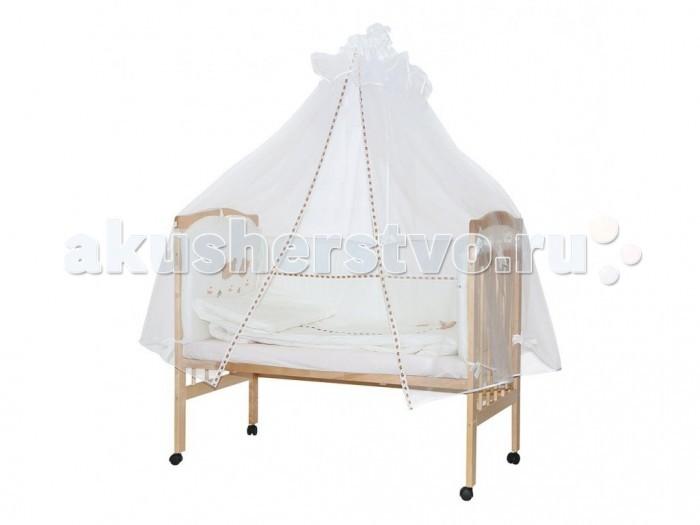 Постельные принадлежности , Комплекты в кроватку Alis Сладкие сны (7 предметов) арт: 417754 -  Комплекты в кроватку