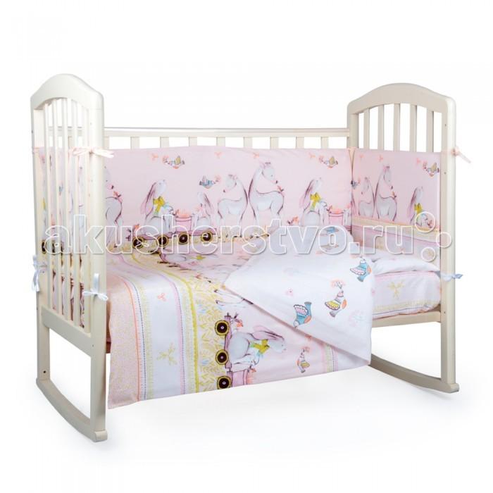 Комплекты в кроватку Alis Оленята (6 предметов) комплекты в кроватку esspero king 6 предметов