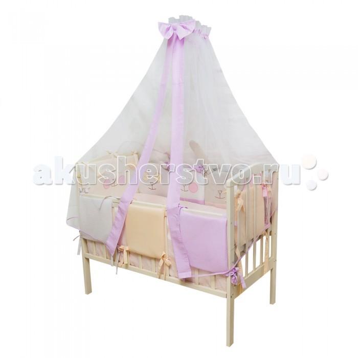 Комплект в кроватку Alis Степашка (16 предметов)