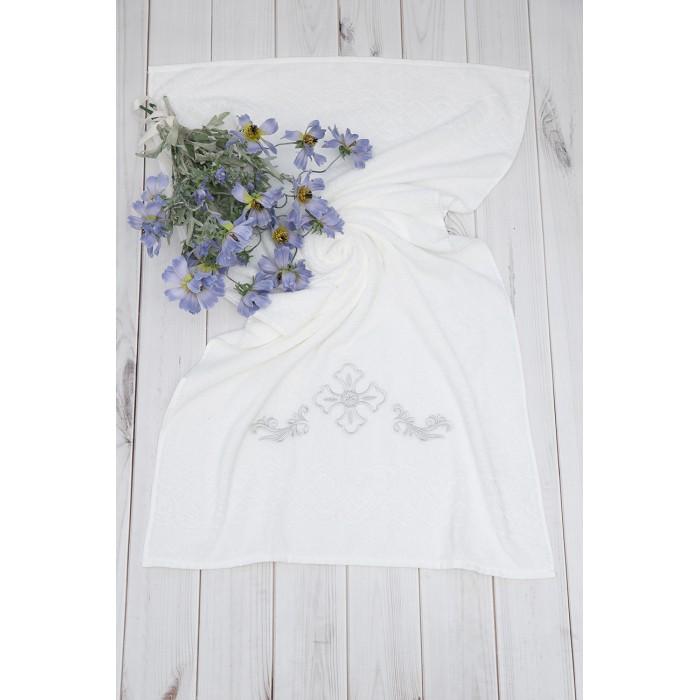 Крестильная одежда Alivia Kids Крестильное полотенце с крестом 130х70 12.701 фаст г жизнь до и после крещения 10 бесед с протоиереем геннадием фастом