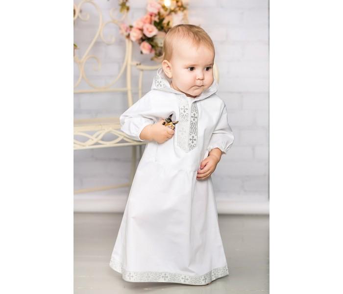 Alivia Kids Крестильная рубашка Русская традиция 18.060