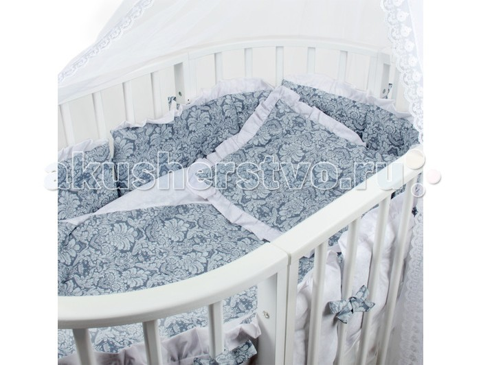 Фото - Комплекты в кроватку Альма-Няня Барокко (12 предметов) удочка зимняя swd ice bear 60 см