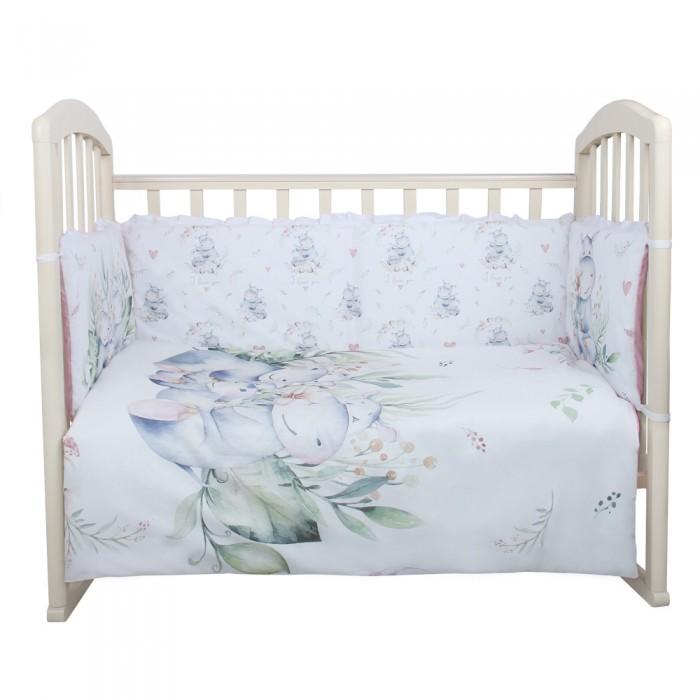 Комплекты в кроватку Альма-Няня Лимпопо (6 предметов)