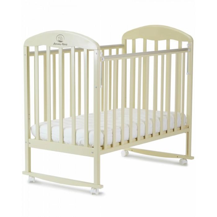 Детские кроватки Альма-Няня Венеция (колесо)