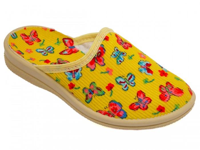 Домашняя обувь Алми Тапочки домашние для девочки 2106-38409