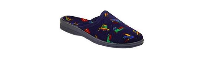Домашняя обувь Алми Тапочки домашние для мальчика 2106-37507