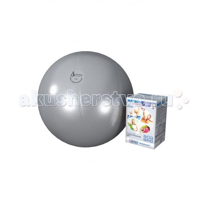 Мячи Альпина Пласт Мяч гимнастический фитбол Премиум 65 см ортопедический мяч для гимнастики в курске