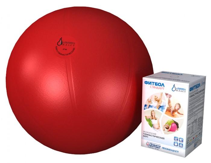 Спорт и отдых , Мячи Альпина Пласт Мяч гимнастический фитбол Стандарт 45 см арт: 43231 -  Мячи