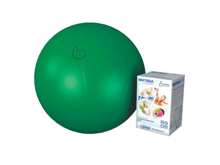 Альпина Пласт  Мяч гимнастический фитбол Стандарт 45 см от Альпина Пласт