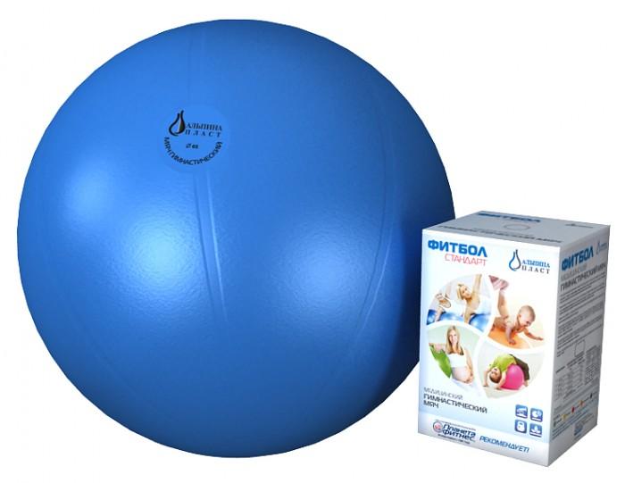 Купить Мячи, Альпина Пласт Мяч гимнастический фитбол Стандарт 65 см