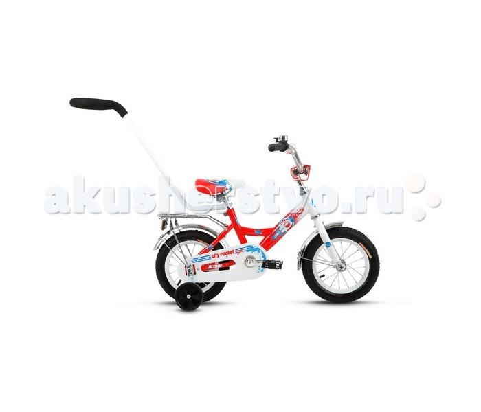Детский транспорт , Двухколесные велосипеды Altair City Boy 12 (2017) арт: 455266 -  Двухколесные велосипеды