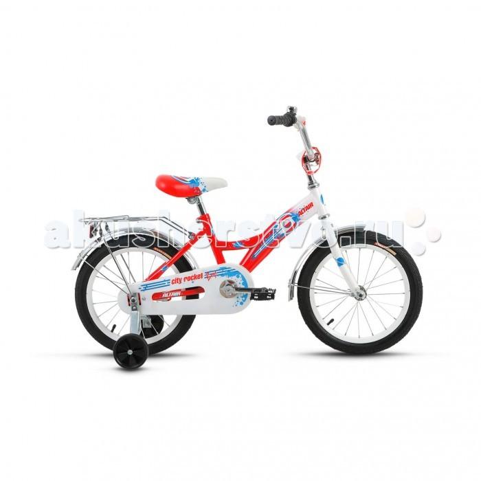 Детский транспорт , Двухколесные велосипеды Altair City Boy 16 (2017) арт: 455466 -  Двухколесные велосипеды