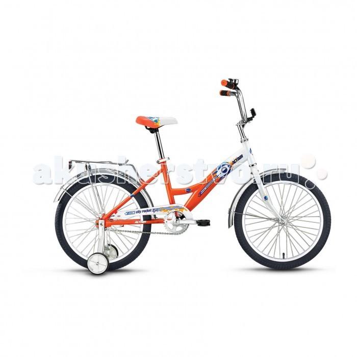 Детский транспорт , Двухколесные велосипеды Altair City Boy 20 (2017) арт: 455516 -  Двухколесные велосипеды
