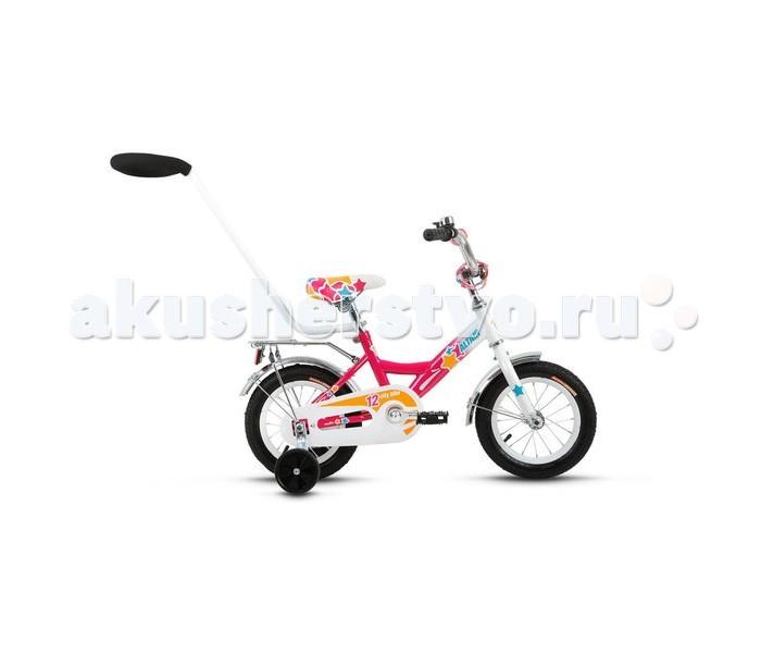 Детский транспорт , Двухколесные велосипеды Altair City Girl 12 (2017) арт: 455281 -  Двухколесные велосипеды