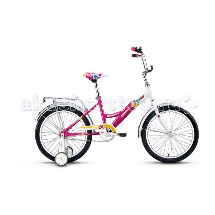 Двухколесные велосипеды Altair City Girl 20 (2017) велосипед altair city girl 18 2016