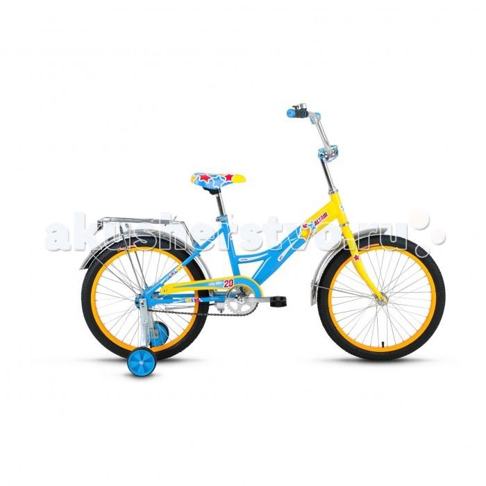 Двухколесные велосипеды Altair City Girl 20 (2017) детский велосипед для девочек altair city girl 12 2015 white blue
