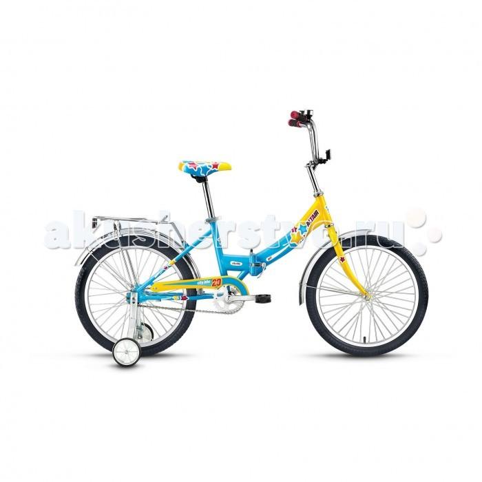 Велосипед двухколесный Altair City Girl 20 Compact (2017)