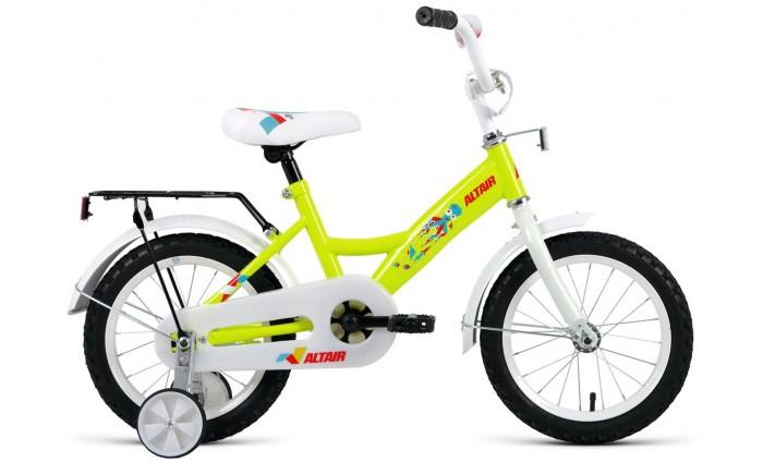 двухколесные велосипеды Двухколесные велосипеды Altair Kids 14