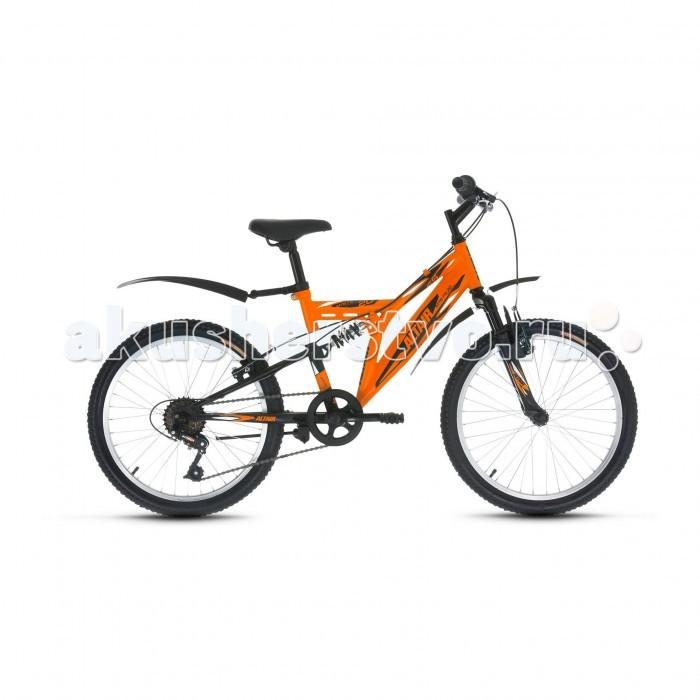 Детский транспорт , Двухколесные велосипеды Altair MTB FS 20 (2017) арт: 455916 -  Двухколесные велосипеды