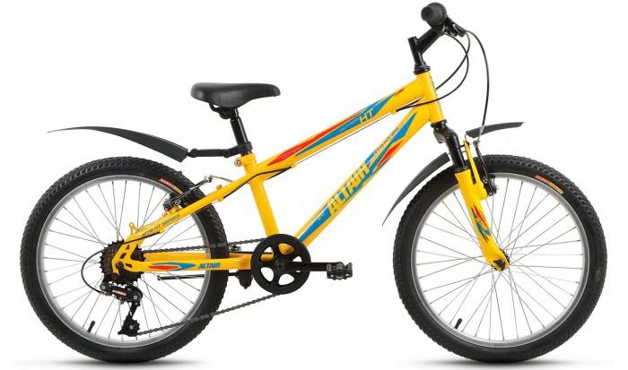 Купить Двухколесные велосипеды, Велосипед двухколесный Altair MTB HT 2.0 20 6 скоростей