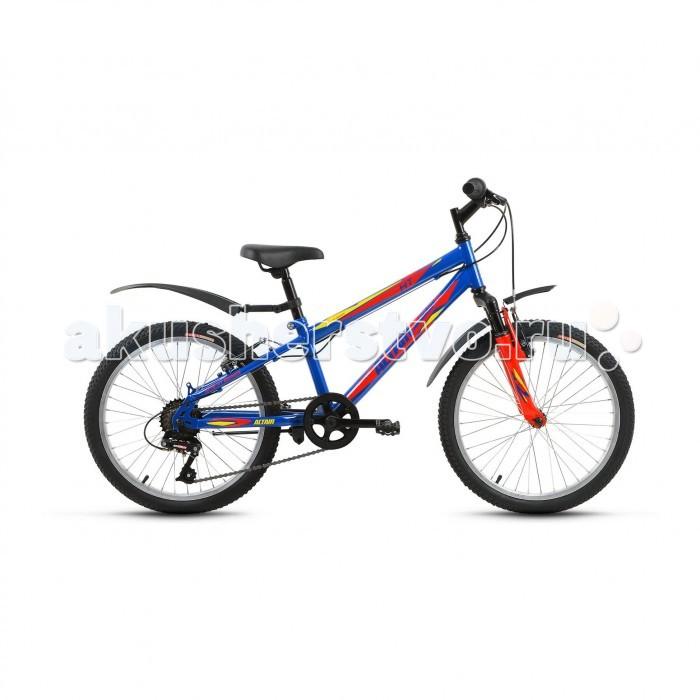Двухколесные велосипеды Altair MTB HT 20 (2017) двухколесные велосипеды altair city girl 16 2017