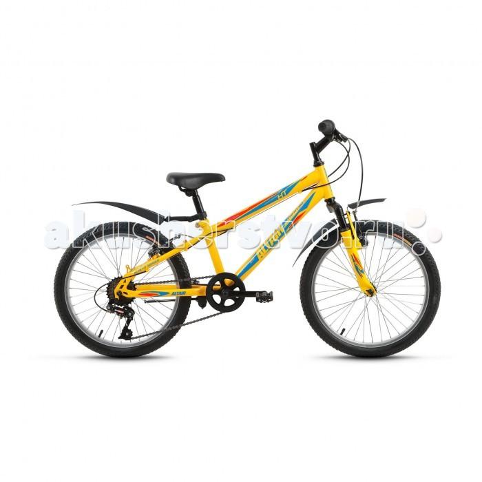 Детский транспорт , Двухколесные велосипеды Altair MTB HT 20 (2017) арт: 455921 -  Двухколесные велосипеды