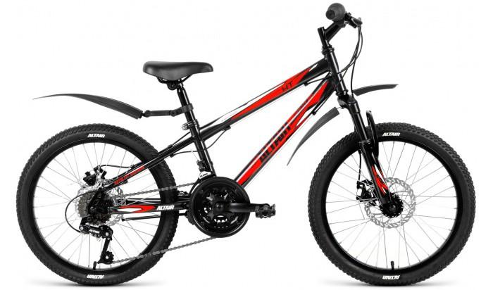 Купить Двухколесные велосипеды, Велосипед двухколесный Altair MTB HT 3.0 20 18 скоростей