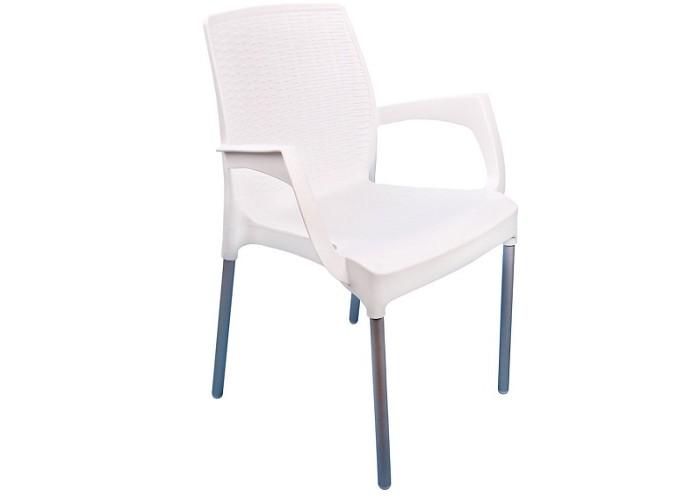 Товары для дачи и сада Альтернатива (Башпласт) Кресло Прованс товары для дачи и сада kidkraft складное детское кресло sling chair