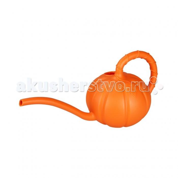 Игрушки в песочницу Альтернатива (Башпласт) Лейка Тыковка 1.5 л каталки альтернатива башпласт слонёнок