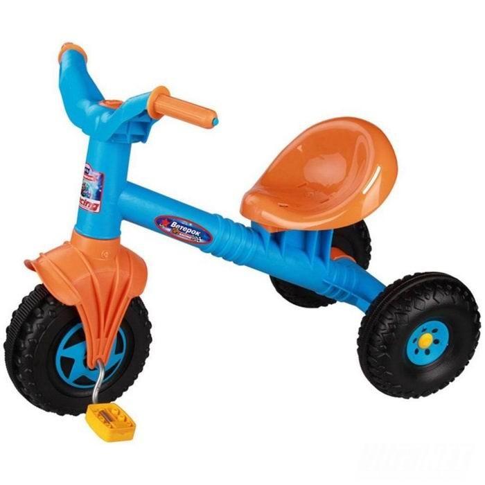 Трехколесные велосипеды Альтернатива (Башпласт) Ветерок каталки альтернатива башпласт слонёнок