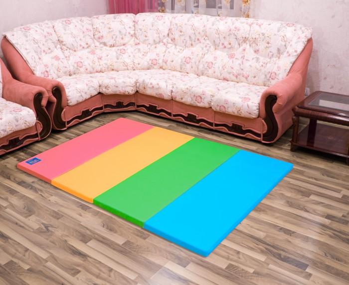 Игровой коврик AlzipMat Color Folder GColor Folder GСкладной детский коврик-мат AlzipMat Color Folder G - проверенный временем выбор мам и пап со всего мира. Начиная с 2010 года эта модель является бесспорным бестселлером в Южной Корее (среди аналогичной продукции).   Особенности:  Каждый складной детский коврик Alzip Mat состоит из 4 равных элементов. В сложенном состоянии коврик уменьшается в 4 раза по большей стороне.  Уникальная запатентованная многослойная структура Egg-Box недоступна у других производителей.   Лучшая амортизация и шумопоглощение, повышенная устойчивость к износу, полное отсутствие вредных примесей (чистый вспененный многослойный полиэтилен внутри без применения клея)  Внешний материал: высококачественная синтетическая эко-кожа (PU material) с защитой от воды.  Внутреннее наполнение: вспененный пищевой полиэтилен высокой плотности (PE Foam). Многослойная структура «EGG-Box» без применения клея. Размер: 2000х1400х40<br>